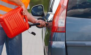 Roadside Assistance - Car Gas Delivery